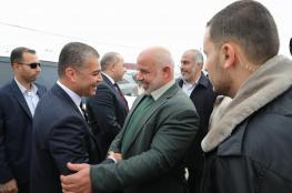 وفد مصري يصل قطاع غزة لمتابعة تنفيذ تفاهمات المصالحة الفلسطينية