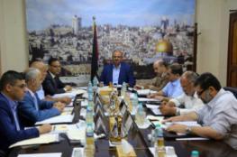 صحيفة تكشف تفاصيل التعديلات الحكومية بغزة