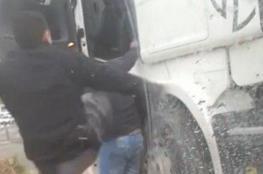 اسرائيل تفرج عن الجندي صاحب فيديو الاعتداء الوحشي