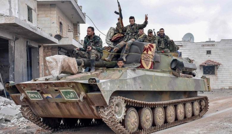ترامب يدعو روسيا لوقف دعم القوات السورية في إدلب