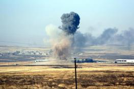 """مقتل العشرات من عناصر تنظيم """"داعش """" في غارات غرب العراق"""