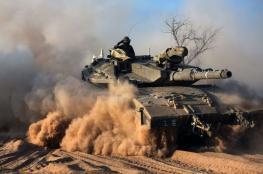 توغل اسرائيلي محدود شرق خانيونس بقطاع غزة