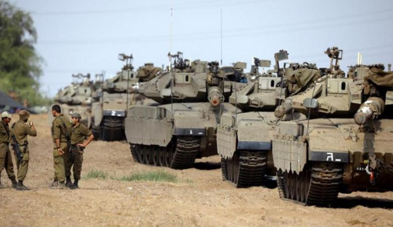 صحيفة تكشف عن موعد العملية العسكرية الاسرائيلية ضد غزة