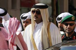 الأمير تميم يغادر قطر  لأول مرة منذ اشتعال الازمة الخليجية