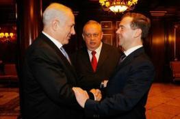 رئيس وزراء روسيا سيزور اسرائيل لبحث التعاون العسكري حول سوريا