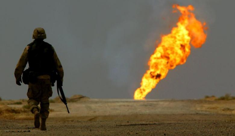 العراق : تعرض شركات نفط عالمية لقصف صاروخي