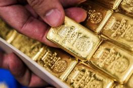 اسعار الذهب تنخفض لأدنى مستوى منذ شهر
