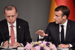 فرنسا تتوعد بفرض عقوبات على تركيا