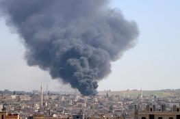 27 قتيلا ً بينهم 11 طفلاً في قصف سوري استهدف ادلب وحلب