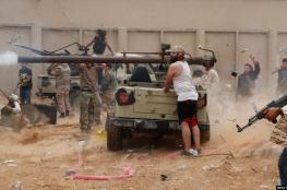 جيش حفتر يعلن إسقاط طائرة تركية في ليبيا
