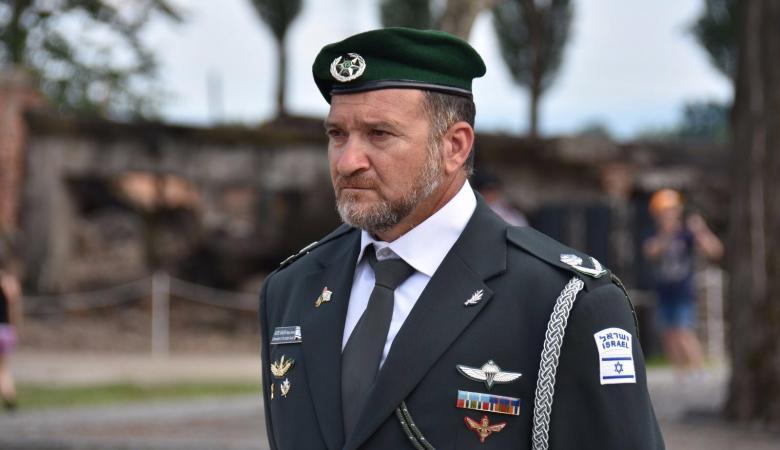 """إصابة قائد حرس الحدود بجيش الاحتلال بـ""""كورونا"""""""