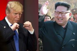 """ترامب يؤكد : لن انعت الزعيم الكوري الشمالي """" بالقصير والبدين """""""