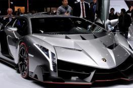 لامبورغيني تسحب سيارات تكلف الواحدة 4 مليون دولار بسبب خطر احتراقها