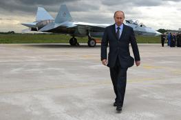 بوتين يكشف موعد انتهاء الحروب