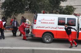 اصابة 3 مواطنين في حادثي سير منفصلين وسط وجنوب قطاع غزة