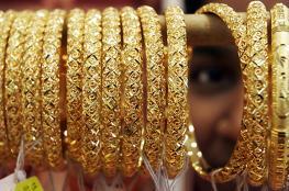 الذهب ...اول تراجع سنوي منذ العام 2015