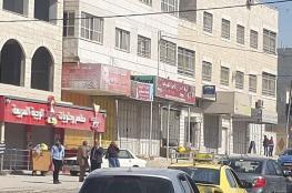 الاحتلال يغلق عشرات المحلات في حوارة جنوب نابلس