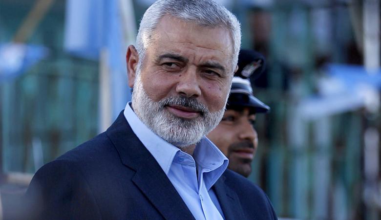 """اسرائيل تسعى لمحاكمة """" اسماعيل هنية """" في الجنائية بلاهاي"""