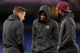صاحب الـ105 مليون يورو لا يحظى بثقة مدرب برشلونة