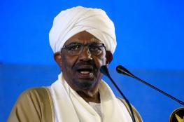 الرئيس السوداني يصل الدوحة للقاء امير قطر