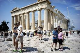 رعب وهلع ..عاصمة اليونان تتعرض لزلزال قوي