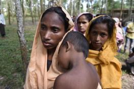 6700 من الروهينغا بينهم 730 طفلا قتلوا في شهر واحد