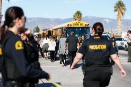 مقتل 3 أمريكيين بإطلاق نار في مدرسة بولاية كاليفورنيا