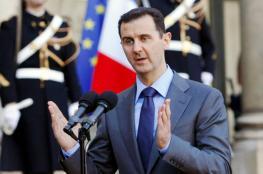 وزير اسرائيلي يهدد باغتيال بشار الأسد