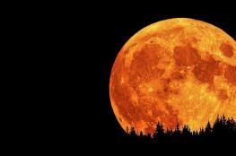 هذا افضل وقت لمشاهدة الخسوف الكلي للقمر في فلسطين