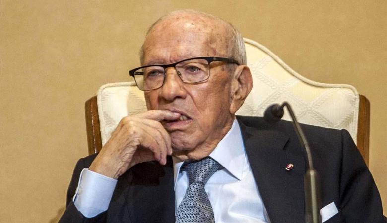 """رام الله : اقامة ميدان للرئيس التونسي الراحل """"السبسي """""""