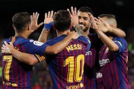 شاهد: برشلونة يهزم ألافيس في افتتاح مباريات الدوري الاسباني