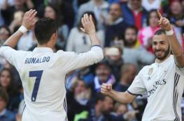 ريال مدريد يحافظ على الصدارة بعد فوزه على ألافيس بثلاثية