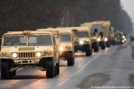 الأضخم منذ الحرب الباردة ...الناتو يستعرض قوته الهائلة امام روسيا