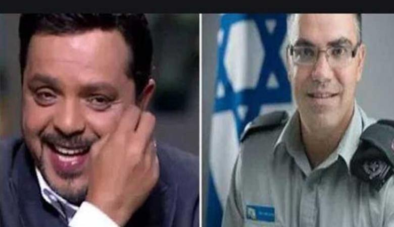 """محمد هنيدي لأدرعي: """"ده ناقص يقولي شبرا بتاعتنا"""""""