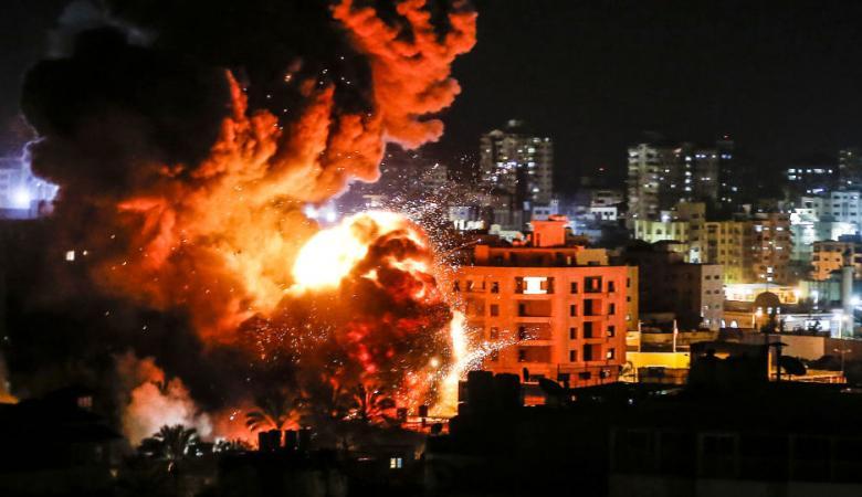 """""""إسرائيل"""" تهدد غزة: سنرد بقوة"""