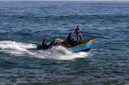 351 انتهاكًا إسرائيليًا بحق الصيادين في غزة خلال 2019