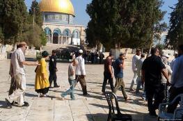 الأردن تقدم مذكرة احتجاج لإسرائيل لانتهاكاتها في المسجد الأقصى