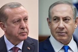 تركيا تشن هجوما لاذعا على اسرائيل وتدعو لحماية الفلسطينيين