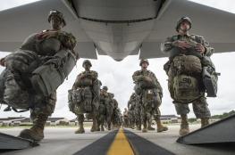 التحالف الدولي ينفذ عملية انزال ثالثة في سوريا