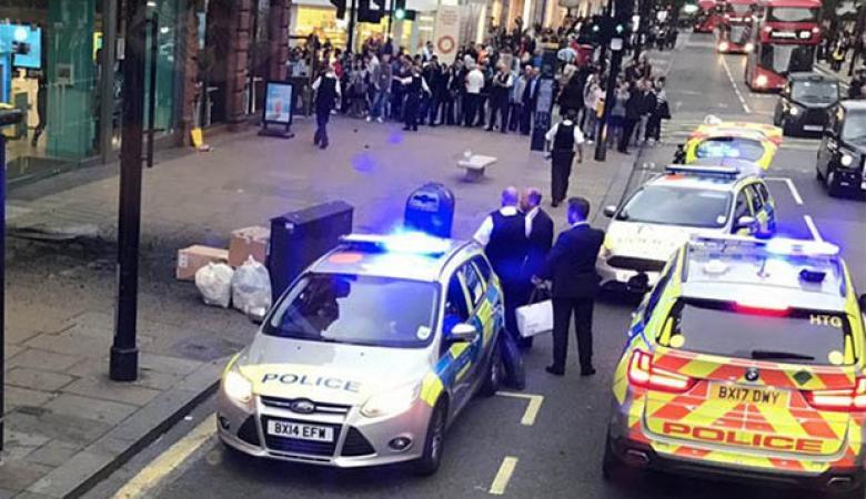 اخلاء شارع وسط بريطانيا بعد تسرب كيماوي