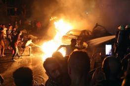 عشرات القتلى والجرحى  في حادث مروع وسط القاهرة