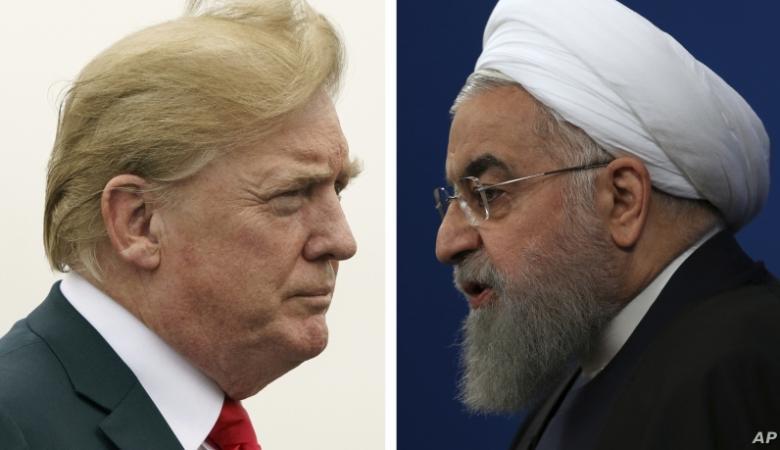 وزير الخارجية الامريكي يرجح عقد لقاء بين ترامب وروحاني دون شروط