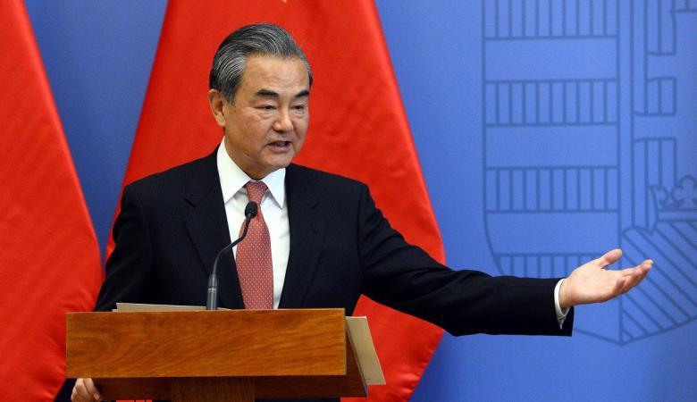 وزير خارجية الصين يؤكد رفض بلاده لخطة الضم الإسرائيلية