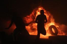 مواجهات واعتقالات واسعة في الضفة الغربية