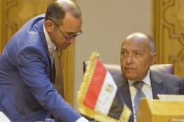 مصر : توجهات لاعتراف دولي بدولة فلسطين