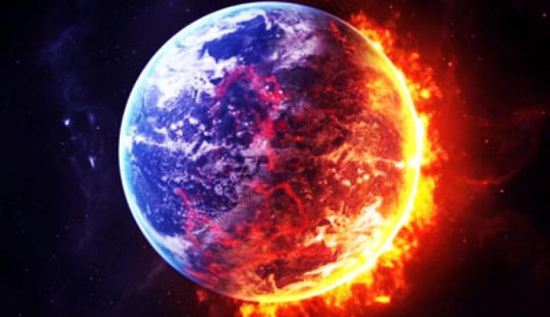 السبت المقبل نهاية الحياة على كوكب الأرض ...نظرية جديدة !