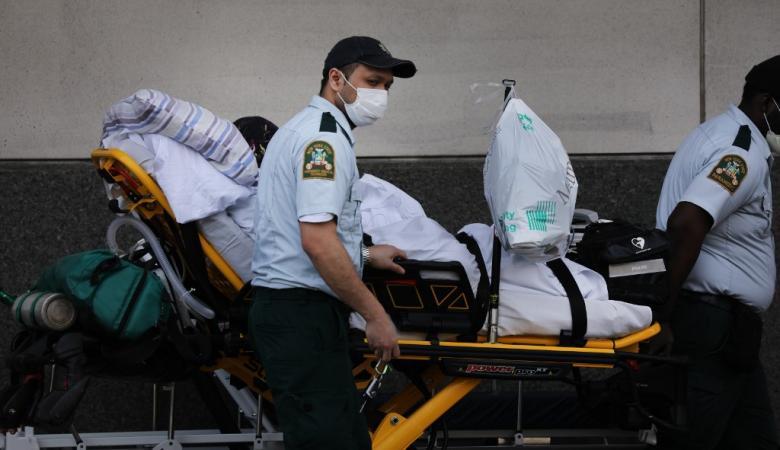 أمريكا تسجل أرقاماً قياسية جديدة في أعداد المصابين بكورونا