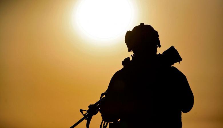 استهداف  قاعدة عسكرية تضم جنوداً امريكيين في العراق