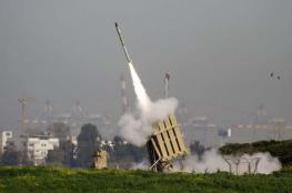الاحتلال يشر القُبة الحديدية في غلاف غزة