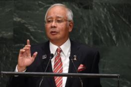 """السعودية تقدم هبة بقيمة """" 681 """" مليون دولار  تبرئ تهم الفساد عن رئيس الوزراء الماليزي"""